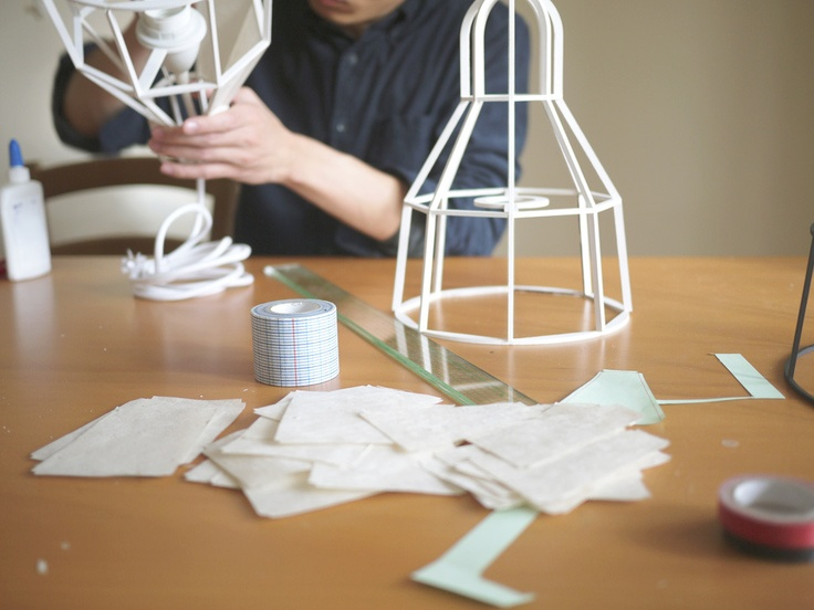 the making of Urban Camper - Chieh