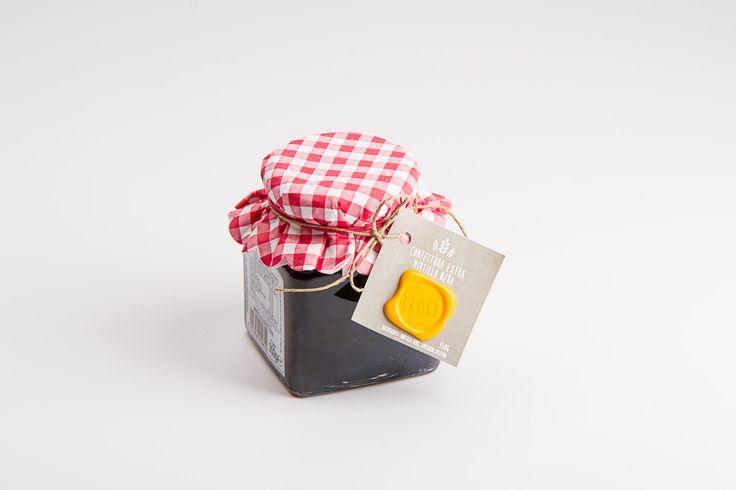 Sigilli Livingcap per personalizzare le etichette delle marmellate