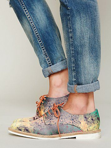 Free People Galaxy Oxford These are so cute. chic, and versatile. you can pair them with loads of things!