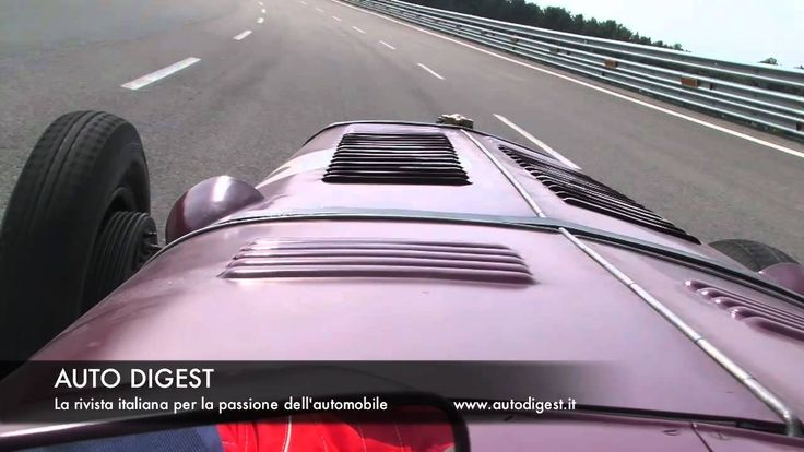 100 Anni Maserati : Maserati V5 16 C on track, sound & Emotions