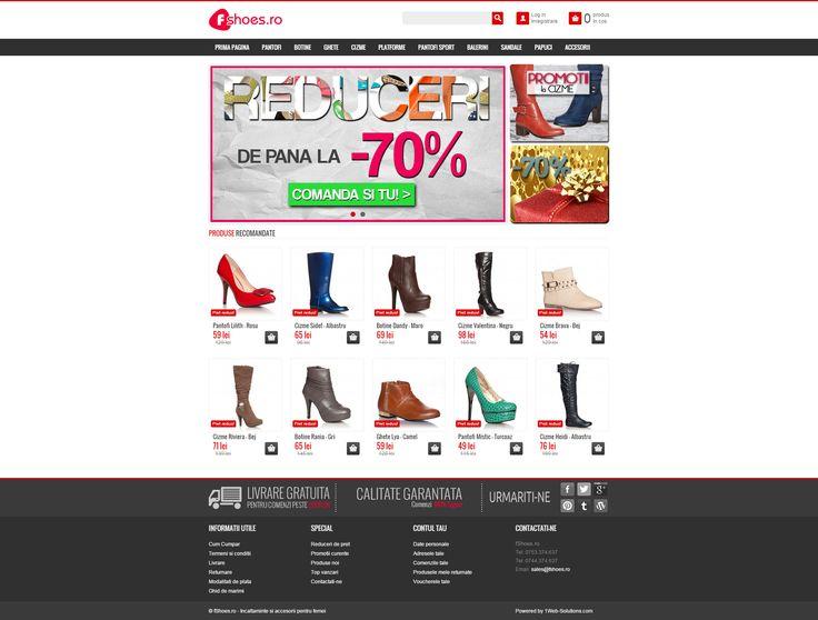 fShoes.ro - Incaltaminte si accesorii pentru femei