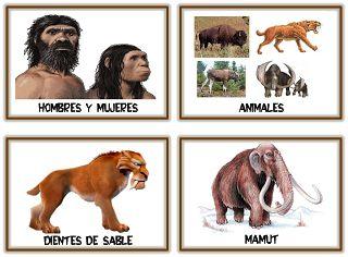 Recursos Infantiles: Proyecto Prehistoria                                                                                                                                                                                 Más
