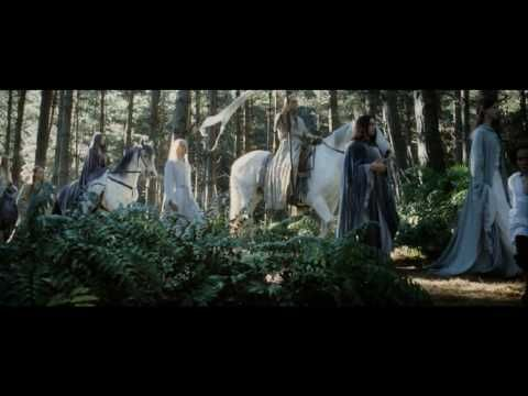 30 Day Lord of the Rings Challenge; day 6-favorite song (soundtrack or performed onscreen)...so difficult to chose...There`s may it be and every single Howard Shore masterpiece but i made my decision and in the end it is - into the west...tears in my eyes every single time I hear it <3