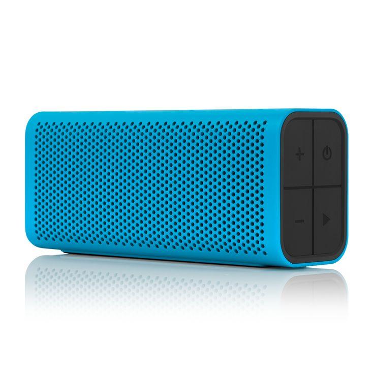 BRAVEN 705 Portable Wireless Speaker Cyan-Main