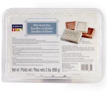 ArtMinds™ White Glycerin Soap Base