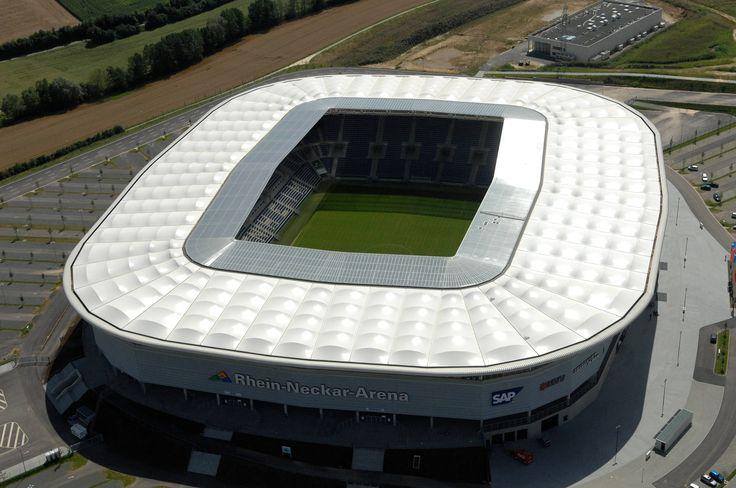 @Hoffenheim Wirsol Rhein-Neckar-Arena #9ine