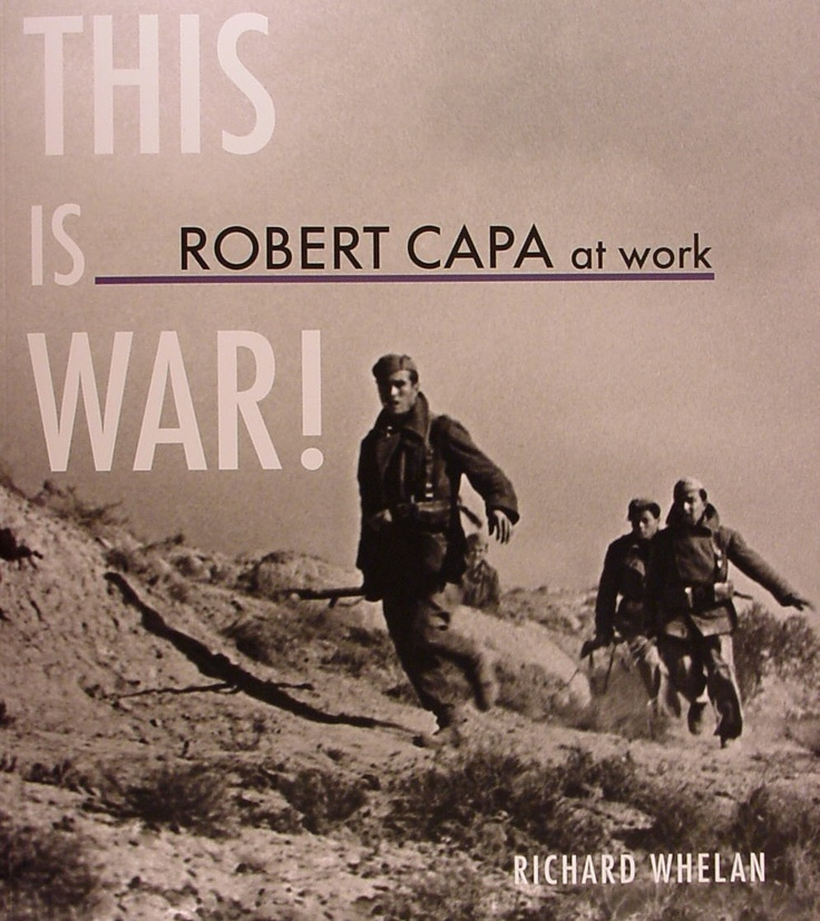 Robert Capa at work