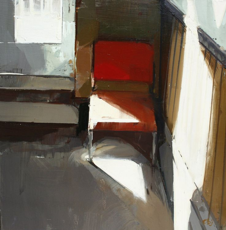 Chelsea Bentley James, 'Chair at Guthrie'