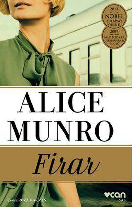 Alice Munro - Firar  #kitap Öykülerin hemen hepsinde birkaç aydan 40 yıla uzanan geri dönüşler var. Bu geri dönüşlerin hiçbirinde bir yaşamın açıklaması yapılmıyor, yaşananlara mazeret aranmıyor, sadece yaşamın geçmişteki o kesiti gösteriliyor.   Detaylı incelemek için www.kitapmall.com