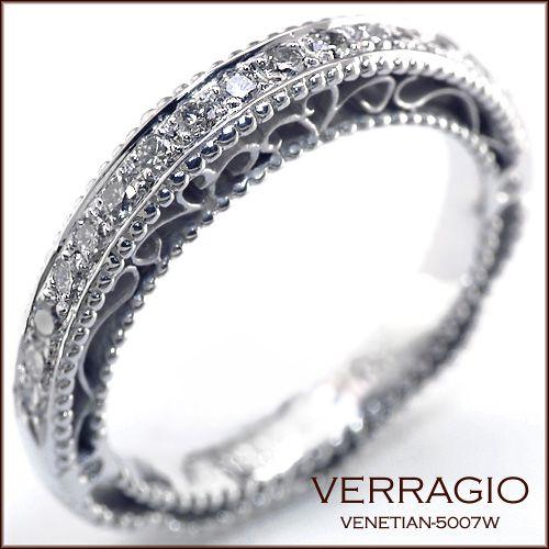 breath taking Verragio wedding band. diamonds really are a girls best friend :)
