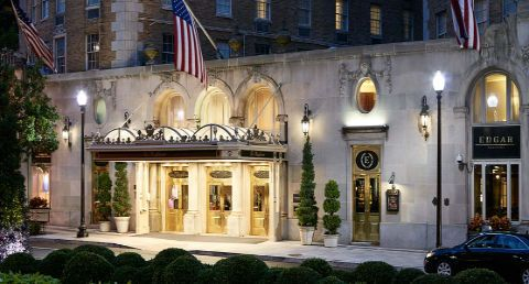 The Mayflower Hotel in Washington, D.C.