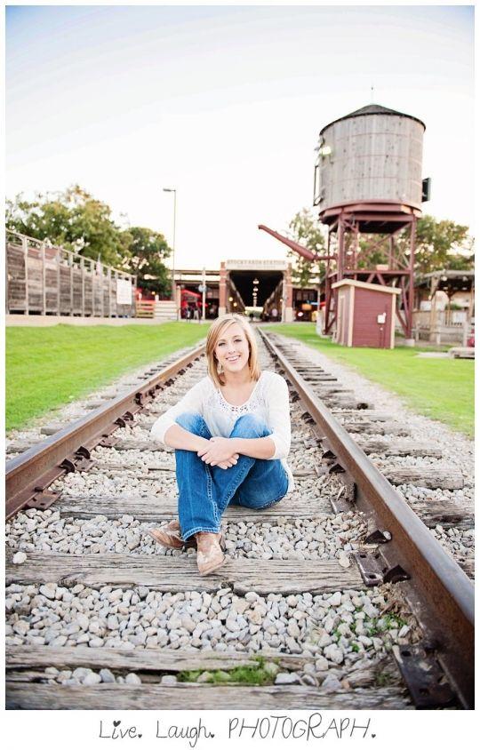 Ashley S Fort Worth Stockyards Senior Photography Session Dallas Texas Wedding Photographer