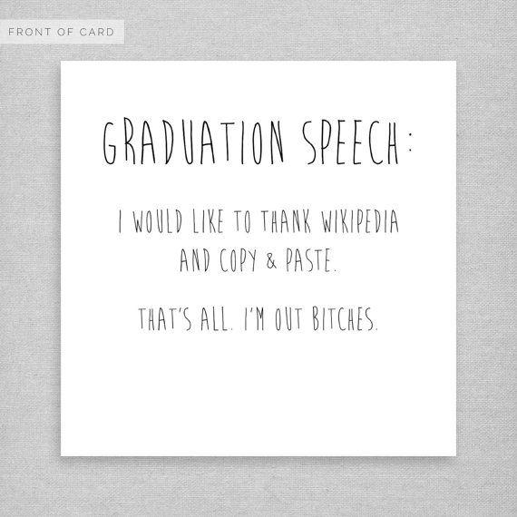 Best 25+ Funny graduation speeches ideas on Pinterest Speech - valedictorian speech examples