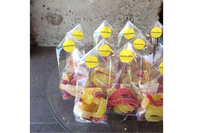 ポップでキュート スペインバルセロナ発祥のパパブブレからフルーツグミ5種が発売に