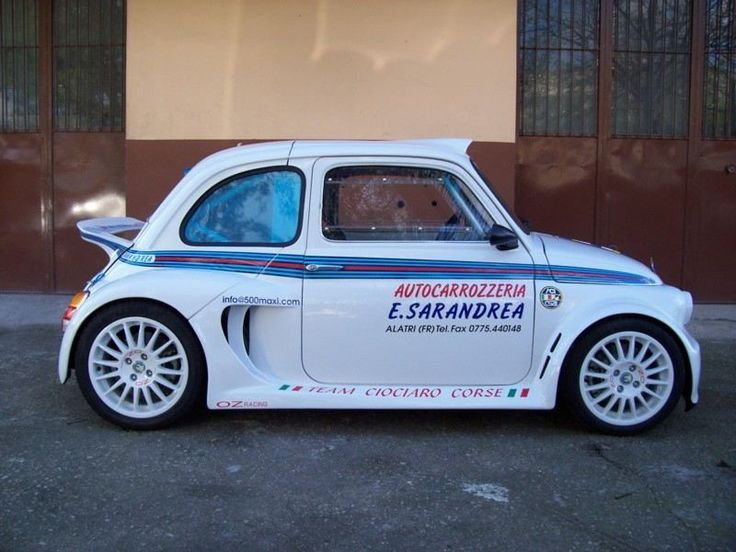 Fiat 500 Tuner | Faro Car Hire | Algarve | Portugal | www.you-drive.cc