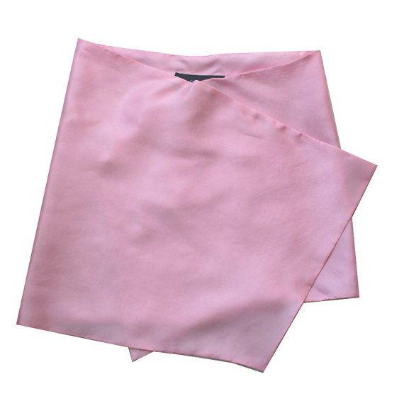 Pink silk Sarong by TheGardenOfUnicorn on Etsy, €30.00