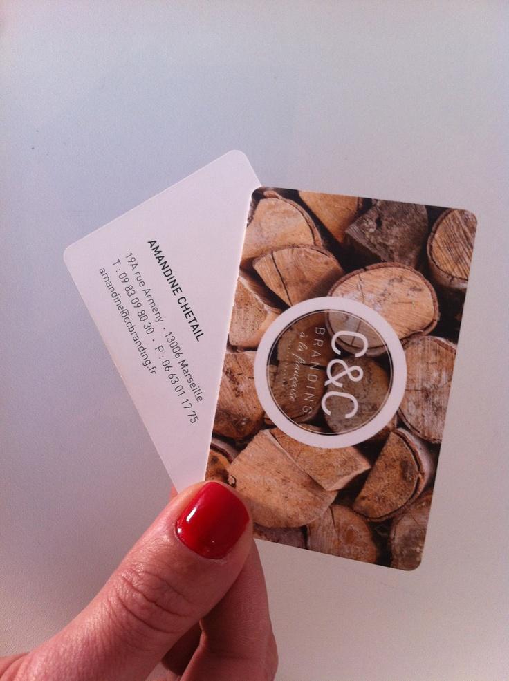 Visit card // C&C Branding