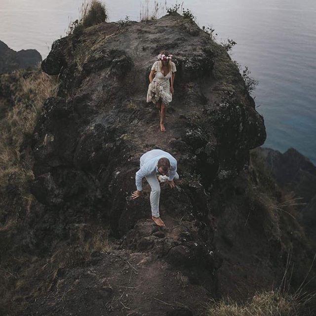 Hawaiian adventures #kauai #scaredformylife