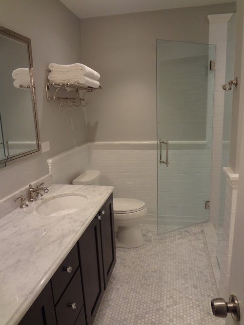 Chair Rail Molding In Bathroom Part - 40: 30+ Best #ChairRail Ideas, Pictures, Decor And Remodel