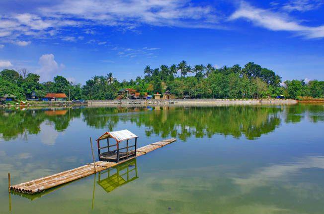 tempat wisata di bogor Situ Gede Bogor