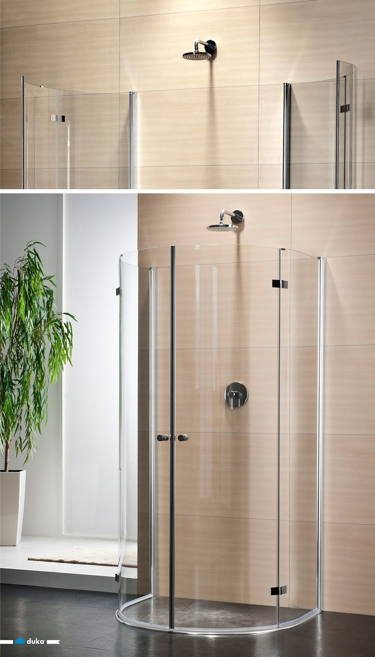 multi-S • characterized by its vast and versatile programme, this shower enclosure has only few vertical profiles, a sophisticated swing system and individual special solutions which result in sublime elegance and high functionality.