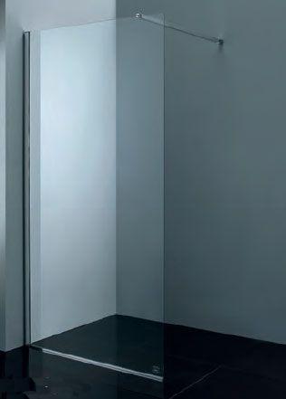 walk in σταθερό πλαίσιο καμπίνας διαθέσιμο σε όλες τις διαστάσεις