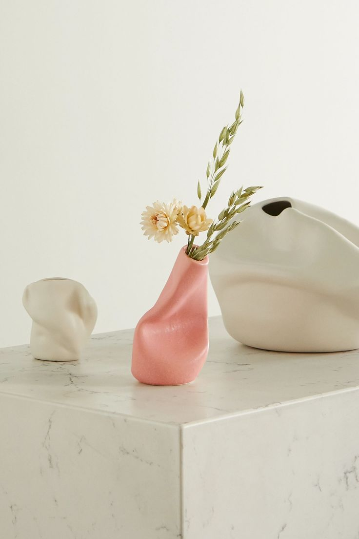 Vase Arrangements, Vase Centerpieces, Bud Vases, Clay Vase, Ceramic Vase, Ceramic Decor, Pottery Vase, Ceramic Pottery, Slab Ceramics