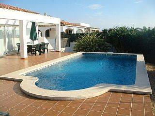 Villa Alicia, Detached Villa with Private PoolHoliday Rental in Cala en Porter from @HomeAwayUK #holiday #rental #travel #homeaway