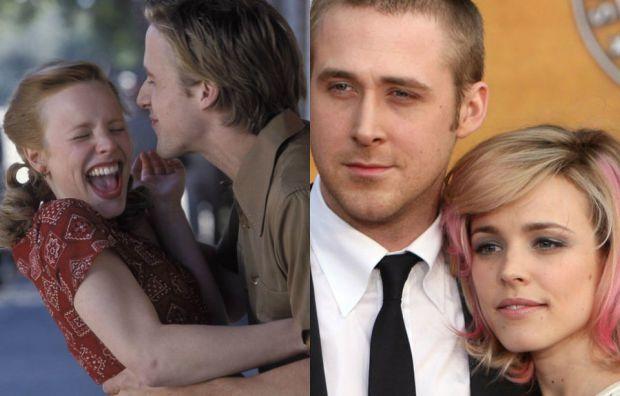 Szerelmünk lapjai - Ryan Gosling & Rachel McAdams