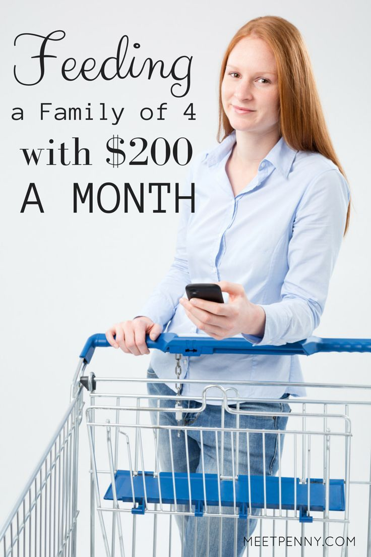 Some easy tips for lowering your grocery budget and feeding the family for less. (Has a yummy recipe for Pulled Chicken Sandwiches too.) Frugal Living Tips #frugal #savingmoney #thrifty