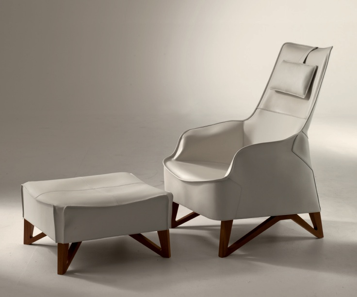 Giorgetti Mobius Armchair (Tall) For Guest Bedroom. Http://www.