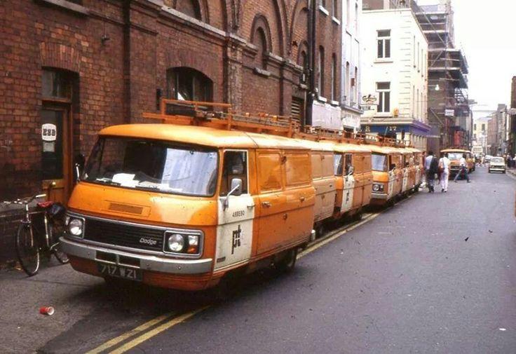 Fleet Street, Dublin..