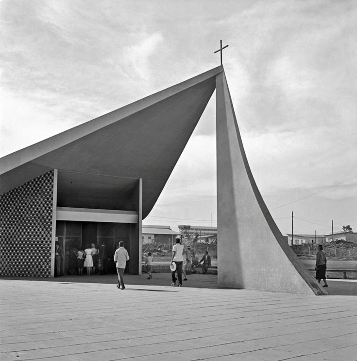 Clássicos da Arquitetura: Igrejinha Nossa Senhora de Fátima / Oscar Niemeyer