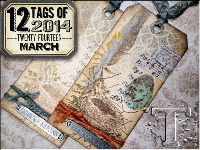 12 tags of 2014 – march…