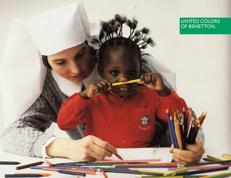 United Colors of Benetton – Les années Toscani |