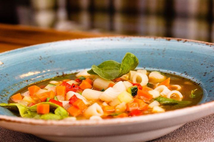 «Большой суп»: как приготовить минестроне - пошаговый рецепт с фото - как приготовить - ингредиенты, состав, время приготовления - Леди Mail.Ru