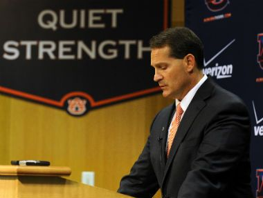 QUIET STRENGTH: Chizik guides a family | The War Eagle Reader