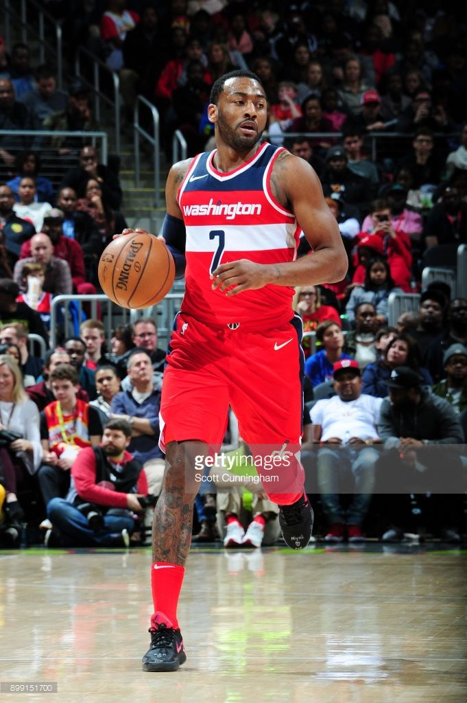 News Photo   John Wall of the Washington Wizards handles the ... 3a60a9149