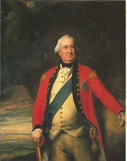 Lord Cornwallis - He was a   British nobleman. Who was the British commander who put his base at Yorktown in 1781, so he could get supplies for his army. This was a mistake that allowed the Americans to win the war.  He also served the British in Ireland and India.
