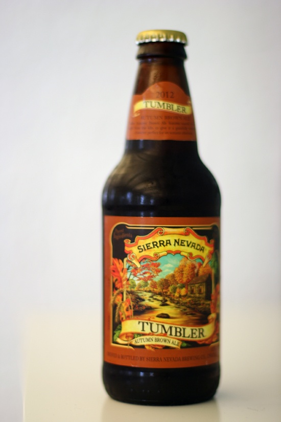 Sierra Nevada Tumbler Autumn Brown Ale Review (7) after the pumpkin patch.. Who doesn't need a beer?