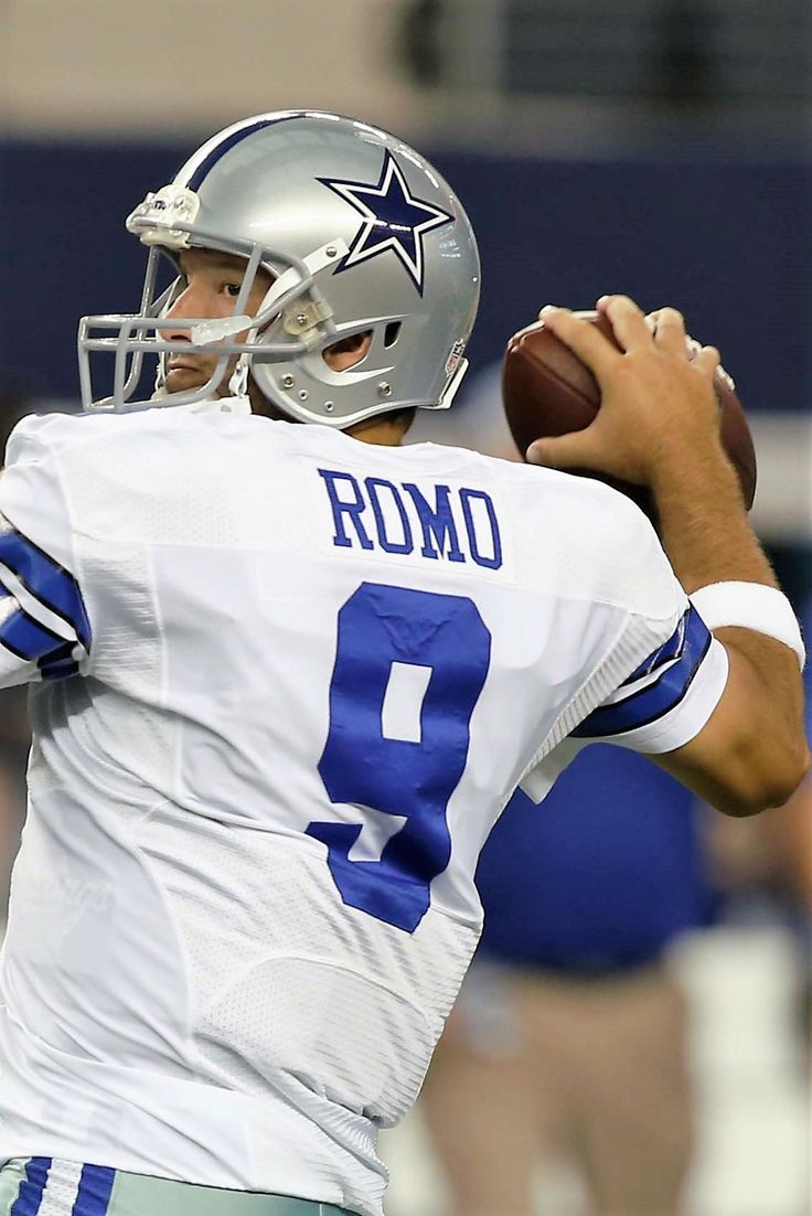 Tony Romo #9 } **************** Dallas Cowboys #CowboysNation #WeDemBoys