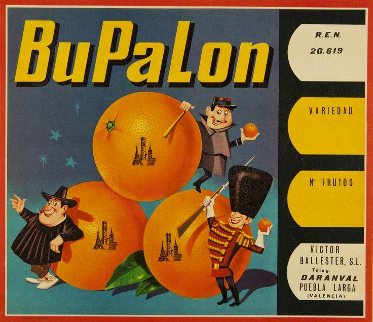 BuPalon : Victor Ballester. Puebla Larga (Valencia), entre 1950 y 1975