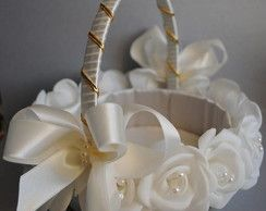 cesta para florista