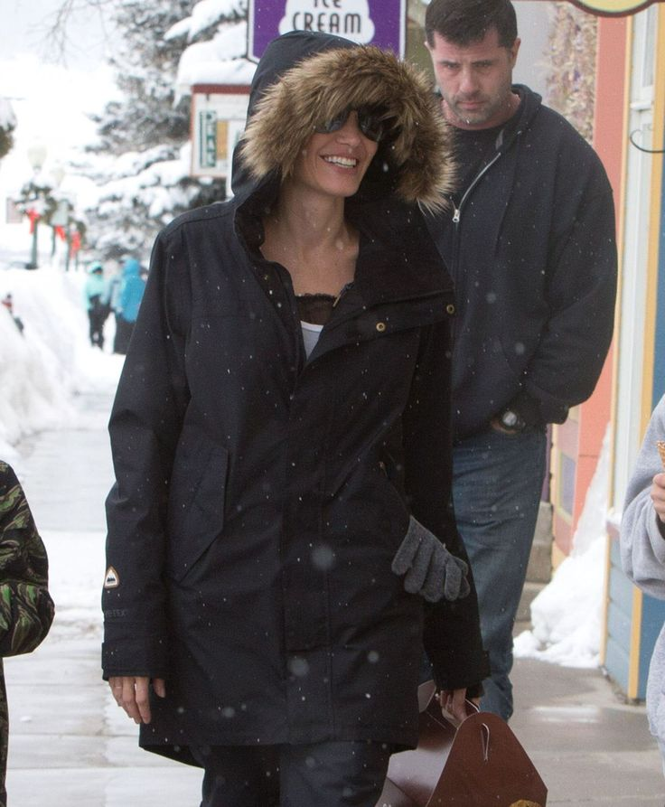 ANGLEINA JOLIE Out and About in Crested Butte 01/02/2017