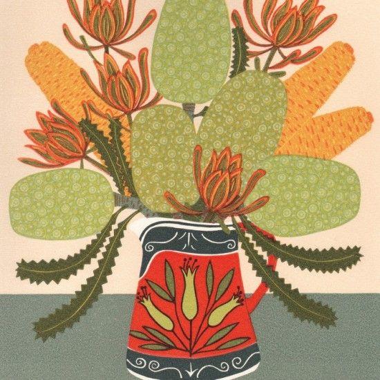 Kate Hudson | PG Printmaker Gallery