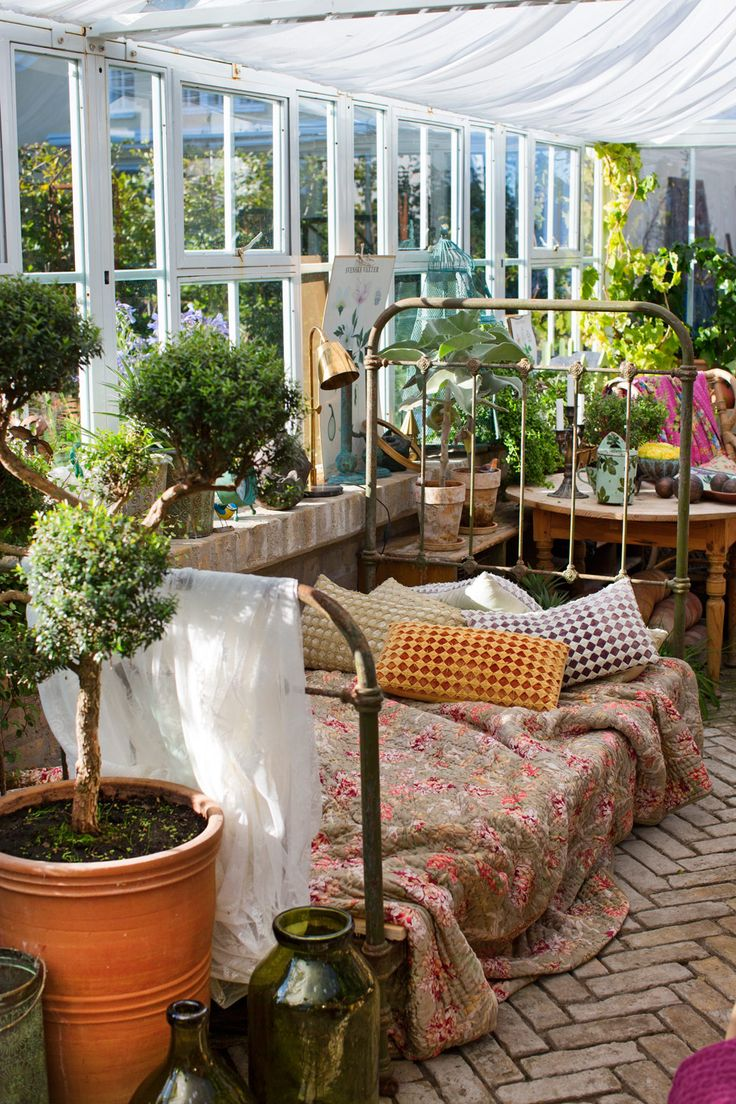 18 best Jardin d\'hiver images on Pinterest | Decks, House plants ...