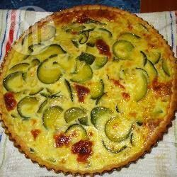 Tarta de zapallitos @ allrecipes.com.ar