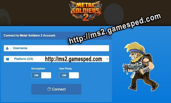 Metal Soldiers 2 Coins Hacked