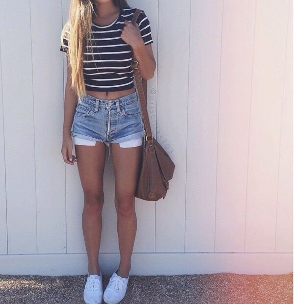 What to wear to an amusement park❤️