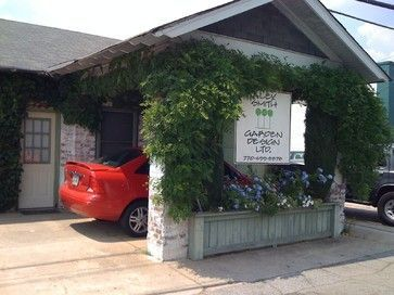 73 best garage wall garden idea images on pinterest home for Carport landscaping ideas